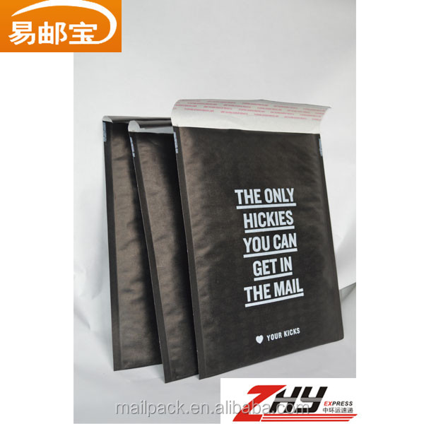 wholesale blank greeting cards and envelopes/padded envelopes kraft bubble mailers wholesale/black kraft bubble mailers