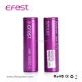 Shenzen fest technology Efest battery Efest top seller 18650 3000mah