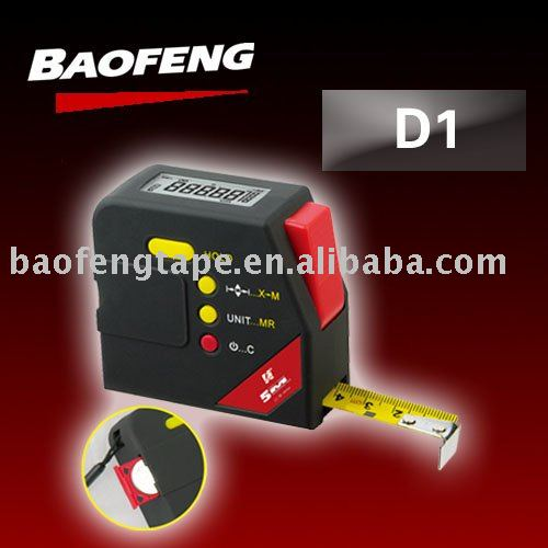 abs case digital measuring tape