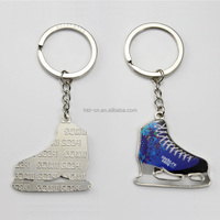 Metal Key Chain, official SOCHI Olympic supplier