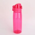 Dishwasher Safe Sublimation 750ml Plastic Water Bottles Wide Mouth