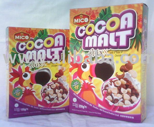 MICO Cocoa Malt Mixx Breakfast Cereal