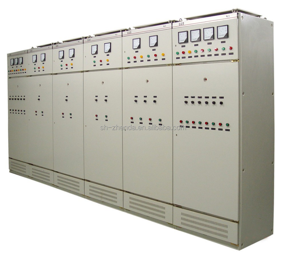 LGGD AC Metal Armored Withdrawable industrial switchgear panel