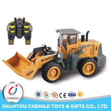 New and crazy selling 2.4G model toy rc truck metal