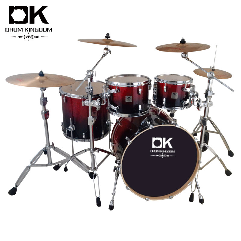 Competitive prime quality very cheap professional drum set