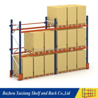 Light duty warehouse logistic storage metal dolls display customized rack China supplier