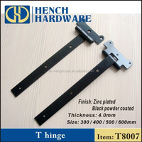 Garden gate iron hinge heavy duty type