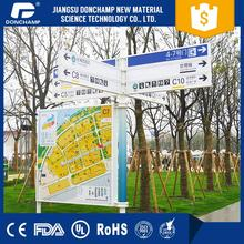 2017 New Real Estate Agent Led Light Box/Led Light Pocket/Led Poster Frame Light Sign