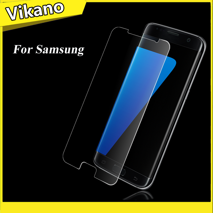 Smartphone Anti Fingerprint Tempered Glass Screen Protector For Samsung Galaxy Core Prime