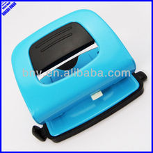 2014 new design metal decorative a4 hole punch paper