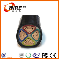 Owire 4 core power cable for wiring electrical OEM