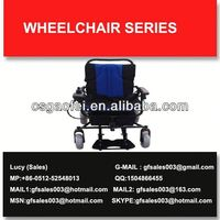 wheel chairs used for manual wheelchair with high back wheelchair hot sell