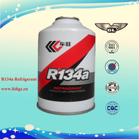 Air condition 134a auto air refrigerant r134a gas