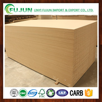 15/18/25mm Thick Mdf Board From Manufacturer With Bottom Cost Prices