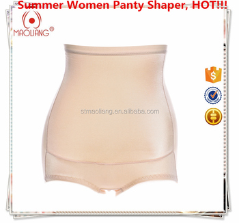2017 HOT panties girdle microfiber slim panties cheap summer panty shaper butt and hip enhancer