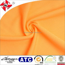 power dry football wear knitted eyelet fabric