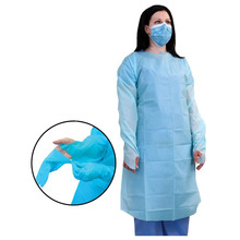 Medical consumables disposable surgical gown