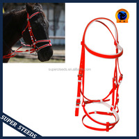 best choice strong PVC horse racing bridles