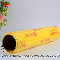 Newest film LDPE stretch films pe cling film for food packing