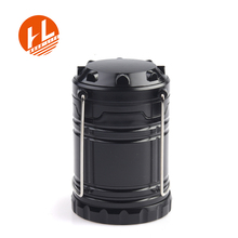 6 SMD LED indoor outdoor mini lights emergency collapsed camping lantern