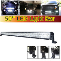 Super bright 288w&50 inch the NEW led light bar off road