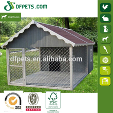 High Quality Wooden Dog Kennel For DFD3013
