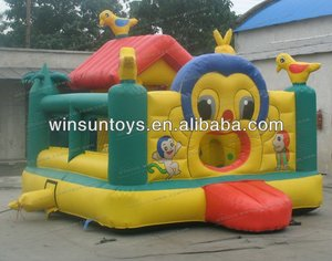 Small Kid's Inflatable Castle Bounce,Castillos Inflables