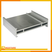 weight of aluminum flat section in construction and industrial