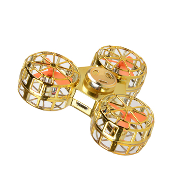 Funny fashionabl Artifact flight fidget spinner gold