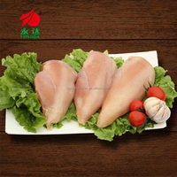 Frozen Chicken Breast Boneless Skinless BBS HALAL