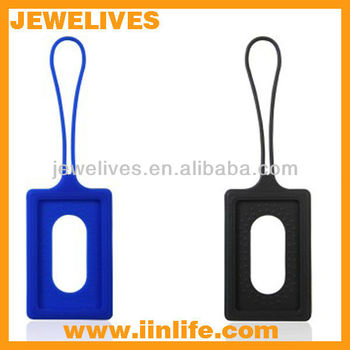 Best price custom silicone luggage tags