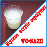 Alibaba gold supplier acrylic silicon for floor coating