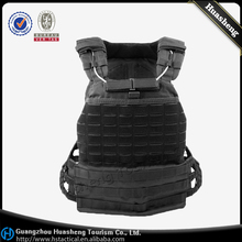 2015 Newly Trade Assurance Laser-cut Tactical Molle Bulletproof Plate Carrier Vest