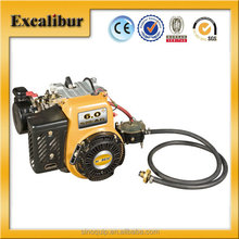 Chinese S20G LPG engine S20G 6hp liquefied petroleum gas
