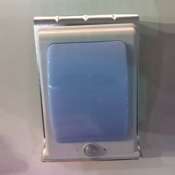 Led solar light led street light smd motion sensor led street light