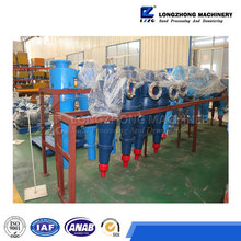 Dry magnetic sand ore cyclone separator with high quality from China manufacturer