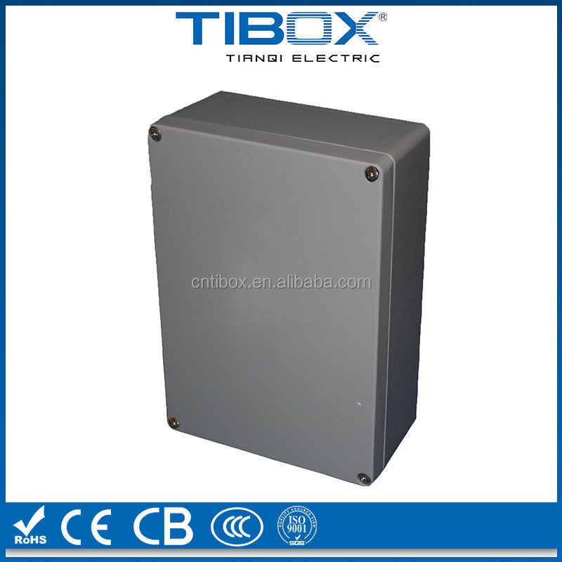 Aluminum Extrusion Enclosures