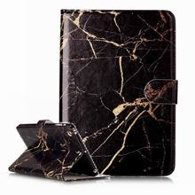 Marble Skin Shell Case for iPad Mini 3, for iPad mini 3 Flip Wallet Case