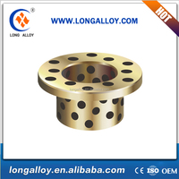 JDBB bronze sleeve bearing sliding bushing