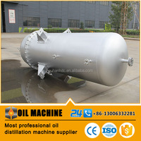2017 waste engine oil recycling machine to refine used motor oil to diesel
