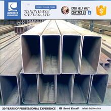 Prepainted Galvanized shs square steel pipe 300x300x12.5 made in China