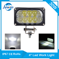 hiwin working time 10hours waterproof 10w 20w 30w 50w camping lamp portable 20w rechargeable solar led flood light YP-4030