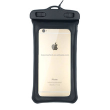 factory wholesale new promotion high quality PVC Material waterproof phone case for apple phones