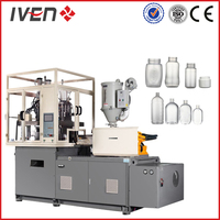 plastic injection blow molding machine (ISBM)
