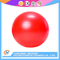 PU Leather antistress yoga ball chair