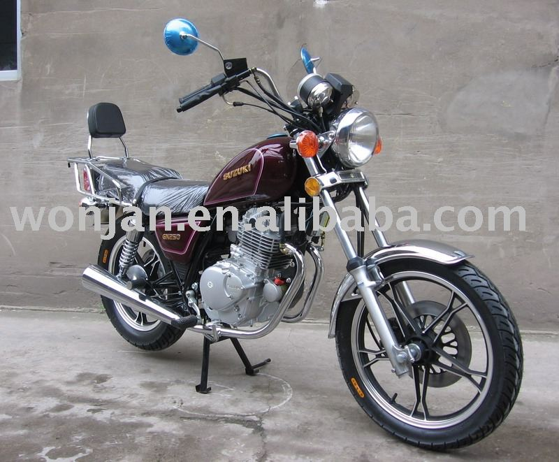 250cc Motorcycle /Cruiser/Chopper GN250(WJ-SUZUK Engine)