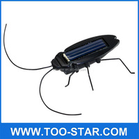 Solar Energy toys Learning Toy Solar Power Cockroach Insect Bug Teaching Toy