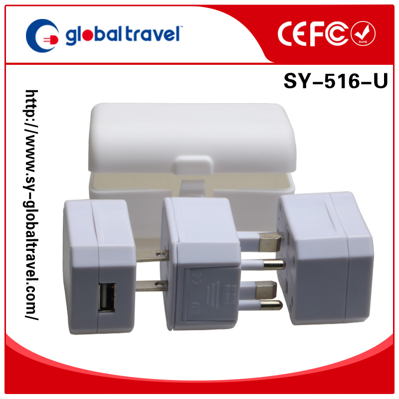 universal power adapter travel converter au eu uk with usb for creative gift international power adapter for your traveling