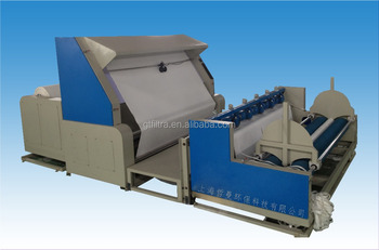 automatic filter fabric roll cutting machine