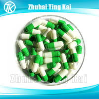 bulk empty capsules supplier,bulk empty capsules,blue white capsule